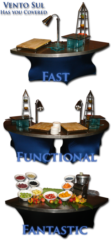 Vento Sul Inc Has You Covered -- Fast, Functional, Fantastic